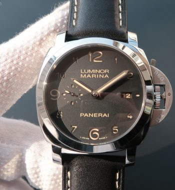 VSF PAM359 Black Leather Strap P.9000 Super Clone