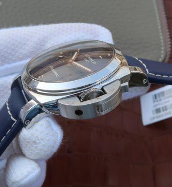 VSF PAM688 Blue Dial Blue Leather Strap P.9001 Super Clone