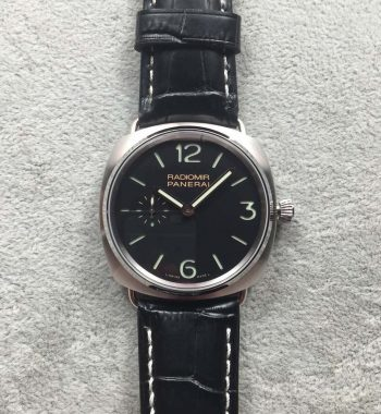 XF PAM338 Radiomir Black Leather Strap P.999