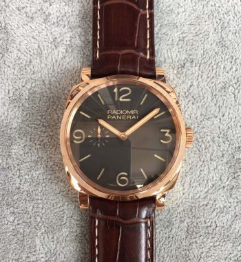 Radiomir PAM439 Brown Leather Strap P.2002