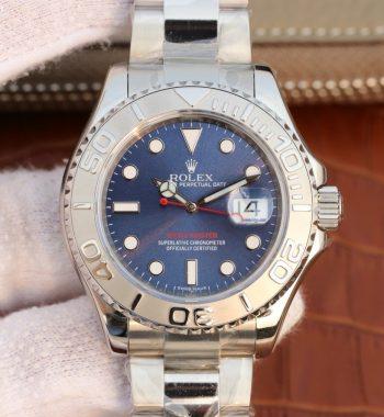 Yacht-Master 116622 Blue Dial SS Bracelet A3135
