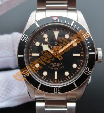 Heritage Black Bay Black Dial ZF SS Bracelet A2824