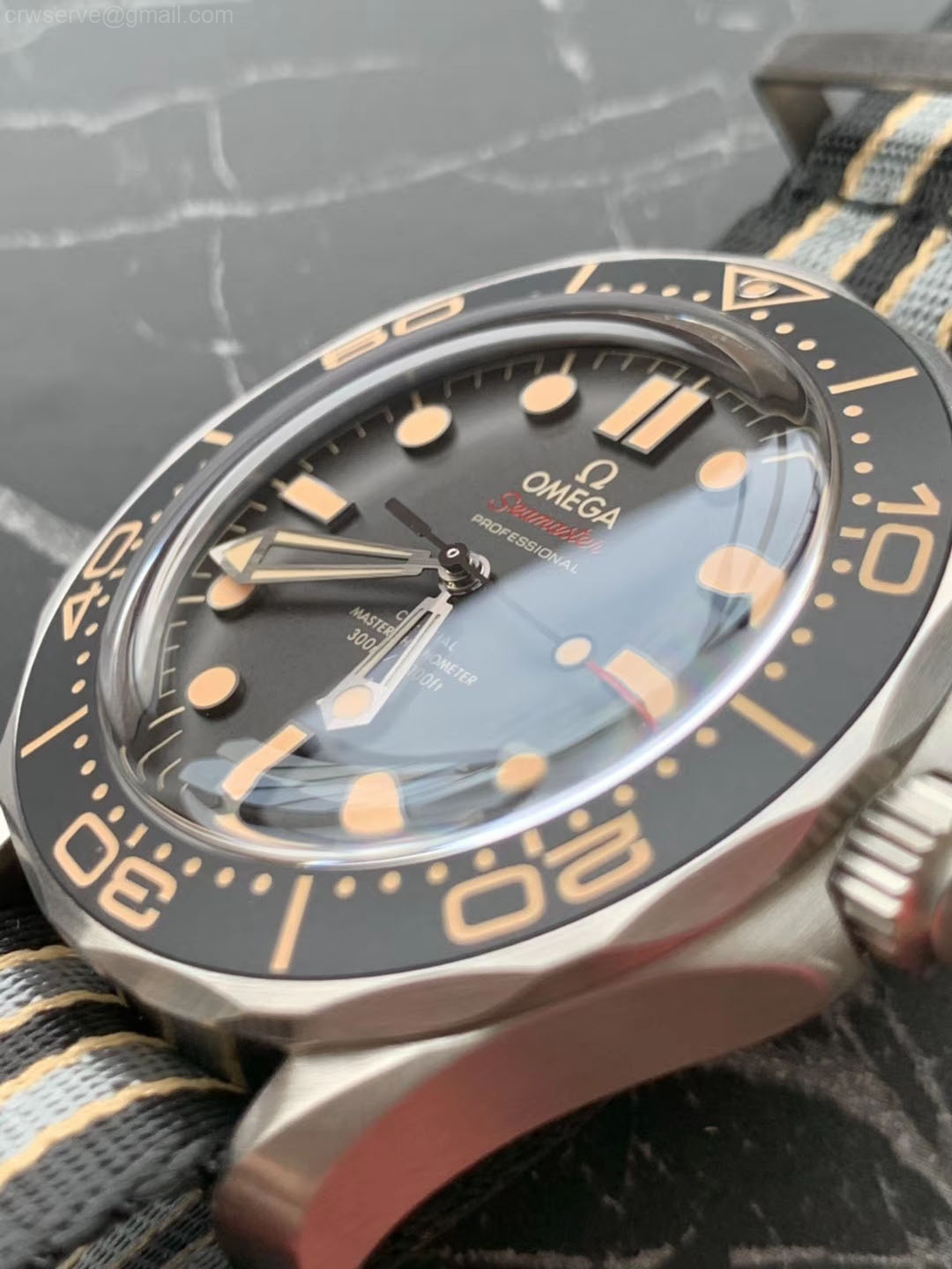 """Seamster 300 """"No Time to Die"""" Limited Edition VSF Edition"""