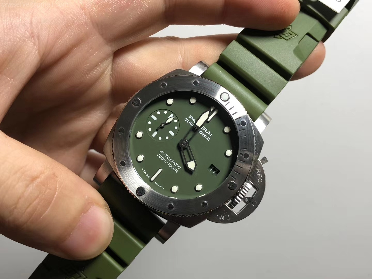 VSF New release Best Edition Panerai PAM1055 Luminor Submersible 42mm