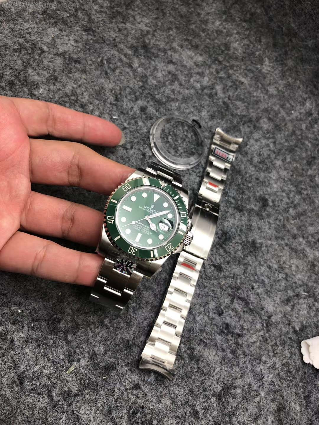 ZZ factory rolex submariner Replacing the AR 904 Bracelet