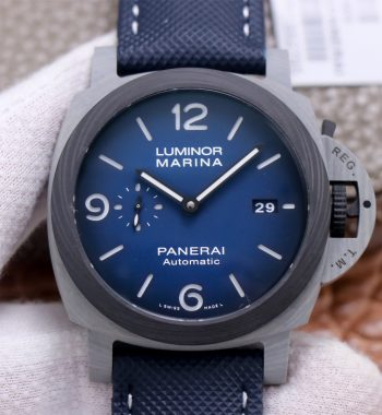 Luminor PAM 1663 Carbotech VSF Edition Blue Dial Blue Kevlar Composite Strap P.9010