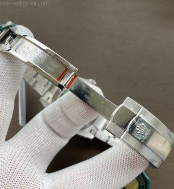 DateJust 41 126334 904L SS VSF Edition Gray Dial Oyster Bracelet VS3235