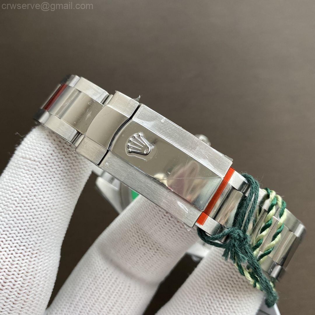 DateJust 41 126334 904L SS VSF Edition Silver Dial Oyster Bracelet VS3235