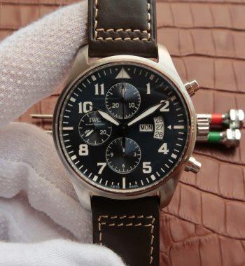 ZF Pilot Chrono 377706 Le Petit Prince Leather Strap