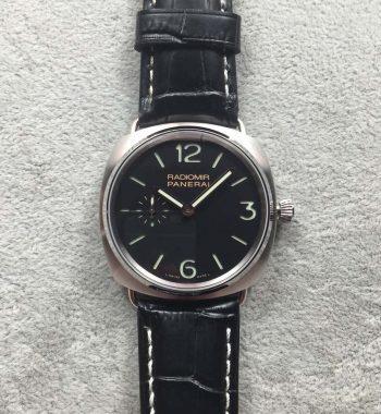 XF PAM338 Radiomir Black Leather Strap P.999
