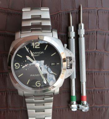 ZF PAM329 SS Bracelet P9001