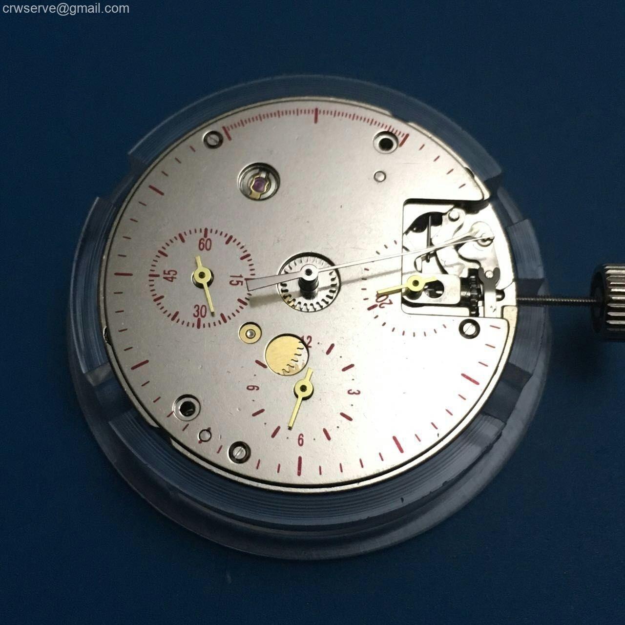 Speedmaster Manual Winding Chrono Movement for Mr Ste Repair