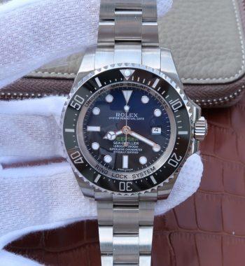 Sea-Dweller DEEPSEA 116660 D-BLUE Noob V7 SA3135