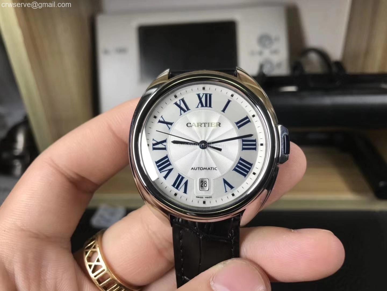 Cle de Cartier SS Replica