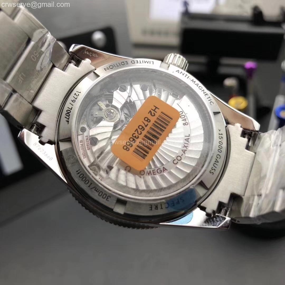 Omega Seamster 300 Spectre Edition VSF