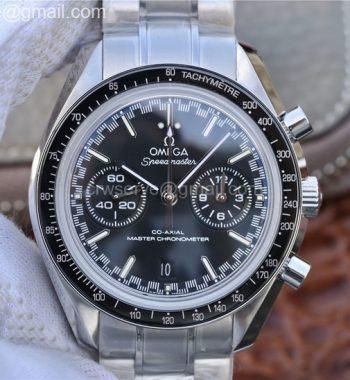 Speedmaster Moonwatch OMF Black Dial SS Hand SS Bracelet A9900
