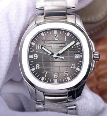 Aquanaut 5167A SS ZF Edition Black Dial SS Bracelet 324CS