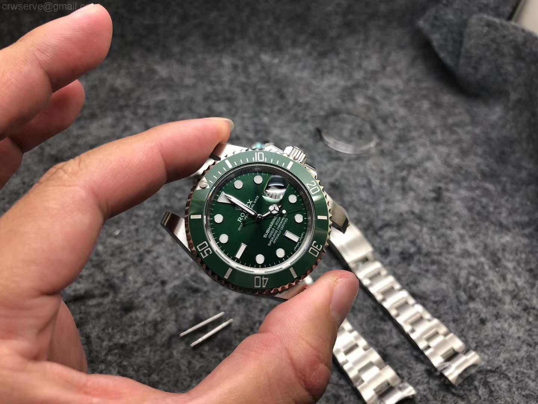 ZZ factory rolex submariner Replacing the AR 904 Bracelet