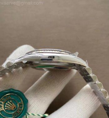 DateJust 41 126330 904L SS VSF Edition Blue Dial Oyster Bracelet VS3235