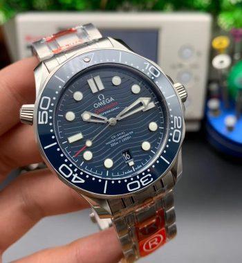 Seamaster 300M ORF Edition Blue Ceramic Blue Dial SS Bracelet A8800