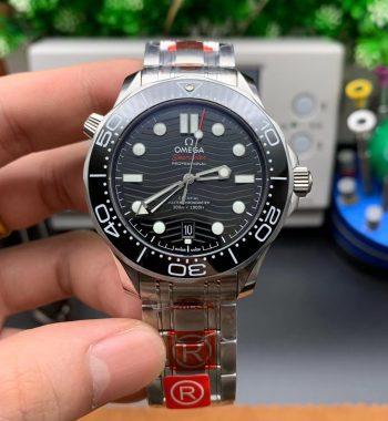 Seamaster 300M ORF Edition Black Ceramic Black Dial SS Bracelet A8800